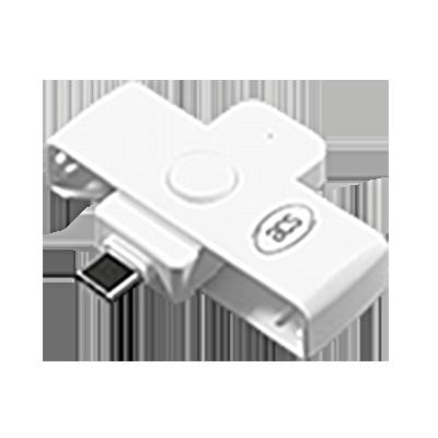 PocketMate čitač kontaktnih kartica sa USB Type-C povezivanjem