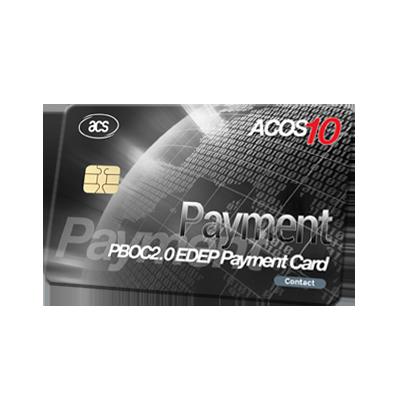 ACOS10 - PBOC2.0 EDEP platna kartica