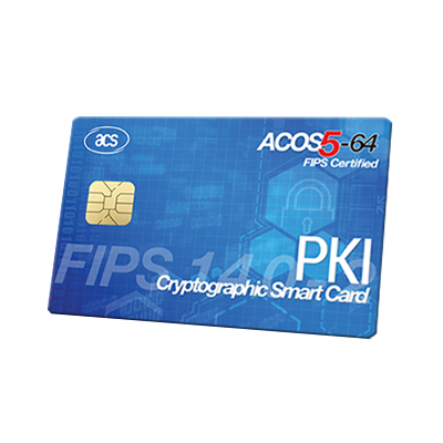 ACOS5-64 V3.00 - kriptografska kartica