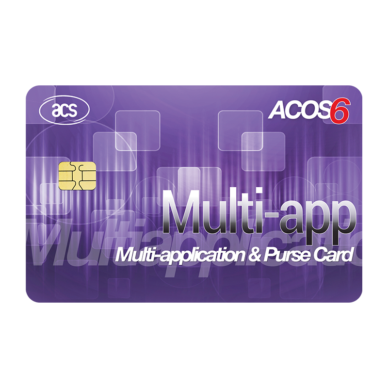 Multi-application & Purse Card