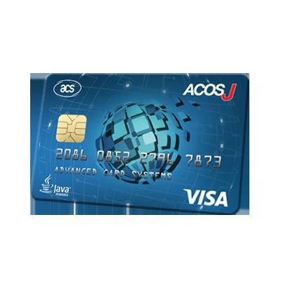 ACOSJ-V - VISA Certified EMV Payment Card