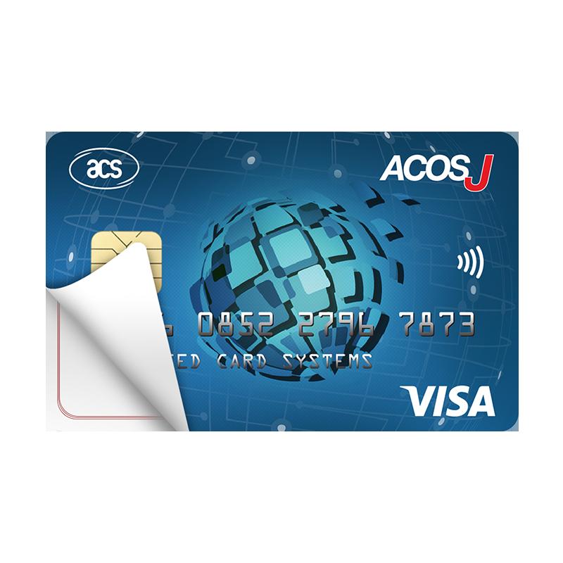 VISA sertifikovana (EMV) platna kartica