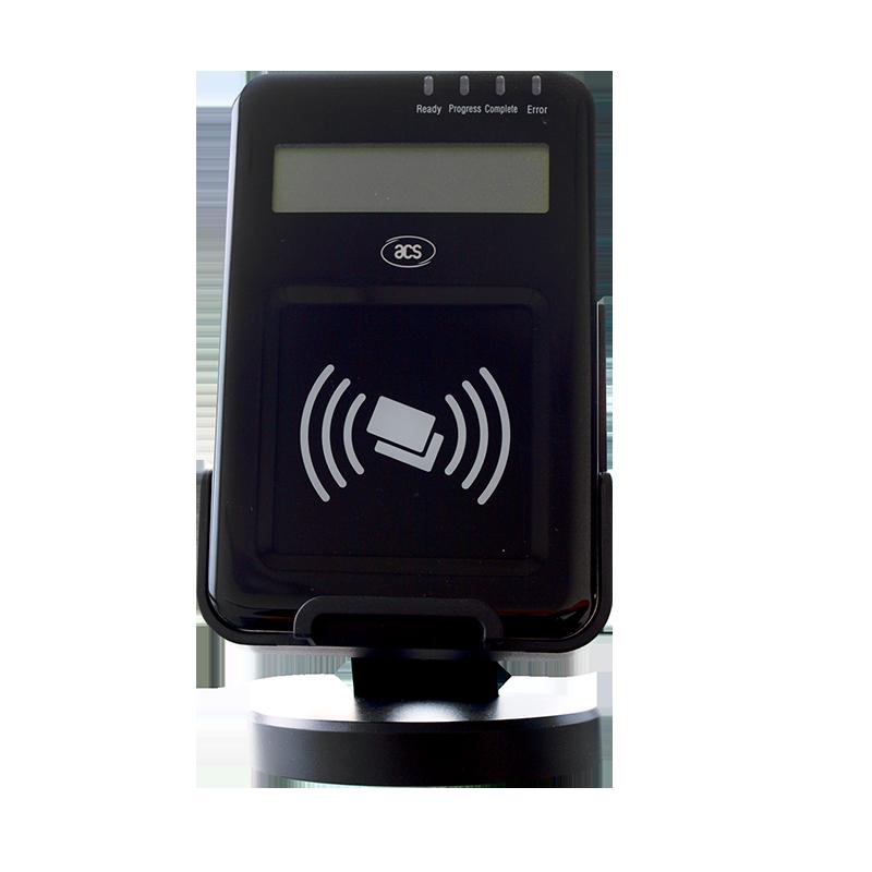 RFID čitač sa LCD ekranom za beskontaktno plaćanje