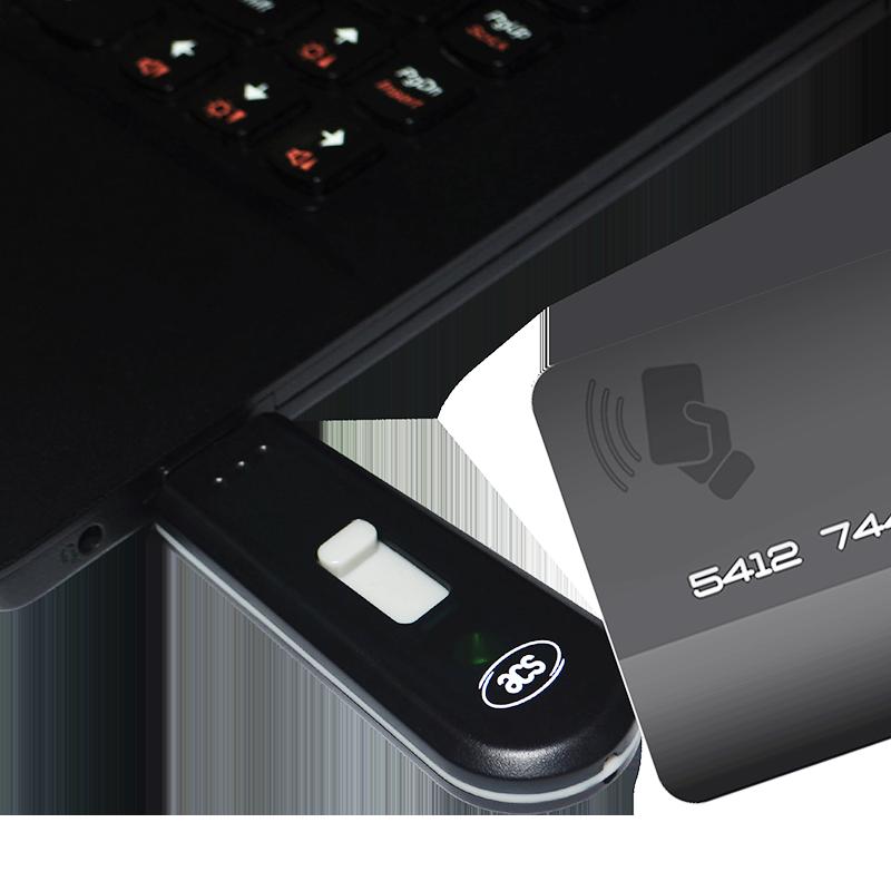 ACR1251T je prenosivi NFC čitača. ACR1251T nudi napredne funkcije poput nadogradnje firmvera i podršku za NFC tagove