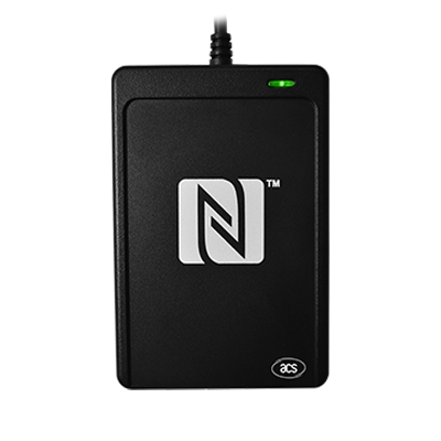 USB NFC reader III (NFC Forum Certified Reader) – čitač za beskontaktne kartice
