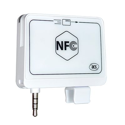 ACR35 - NFC MobileMate čitač magnetne trake i beskontaktnih kartica