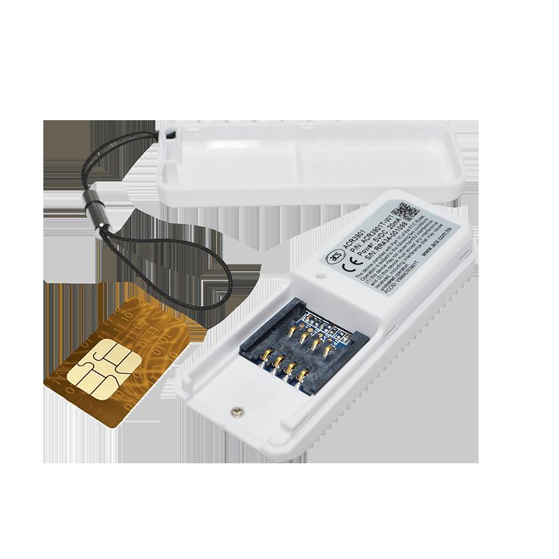 ACS Secure Bluetooth® čitač kontaktnih kartica