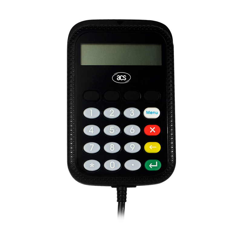 APG8201-B2 - Čitač pametnih kartica sa tastaturom