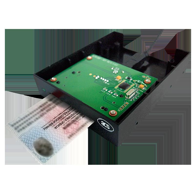 ACR38F Smart floppy - Čitač pametnih kartica za PC floppy mesto