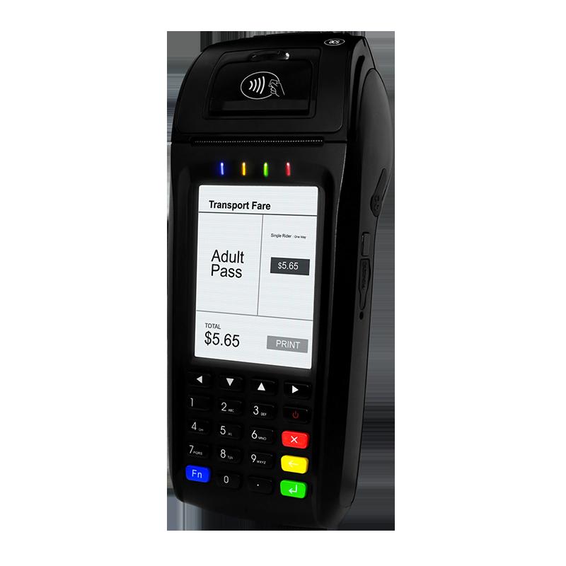 All-In-One pametni, mobilni terminal za naplatu