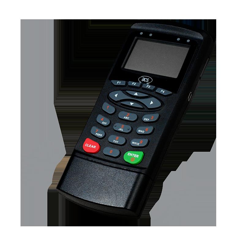 ACR89U-A2 je ručni čitač pametnih kartica sa podrškom za NFC oznake pruža sigurno i isplativo rešenje za primenu aplikacija pametnih kartica