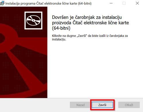 Instalacija programa Celik 4