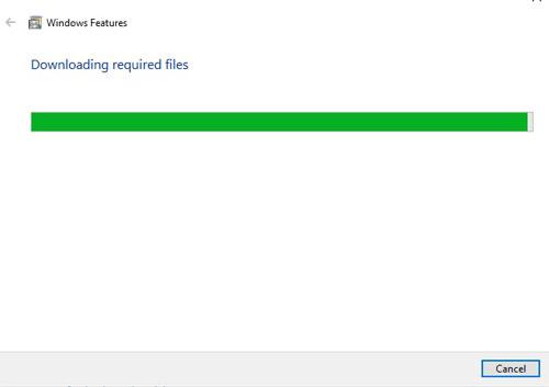 Čitać saobraćajne dozvole NET Framework instalacija 3