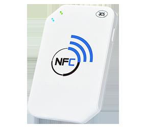 ACR1255U-J ACS Secure Bluetooth NFC čitač
