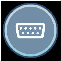 RS232 Bar-kod Skener / bar-kod čitač