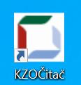 KZO citac Zdravstvene kartice Icon