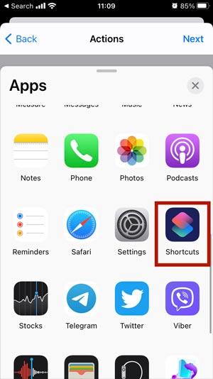 NFC Kartice, iPhone i prečice 24