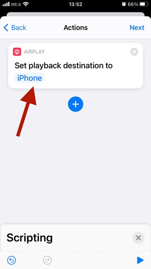 NFC Kartice, iPhone i prečice 33